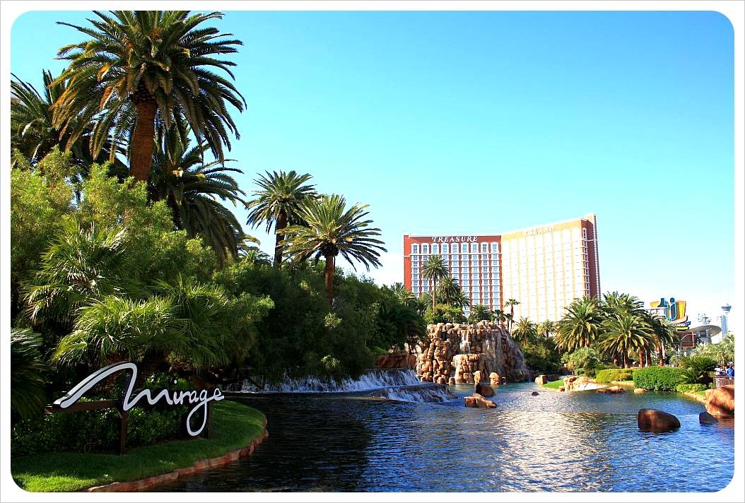 Treasure Island Battleship Show Las Vegas