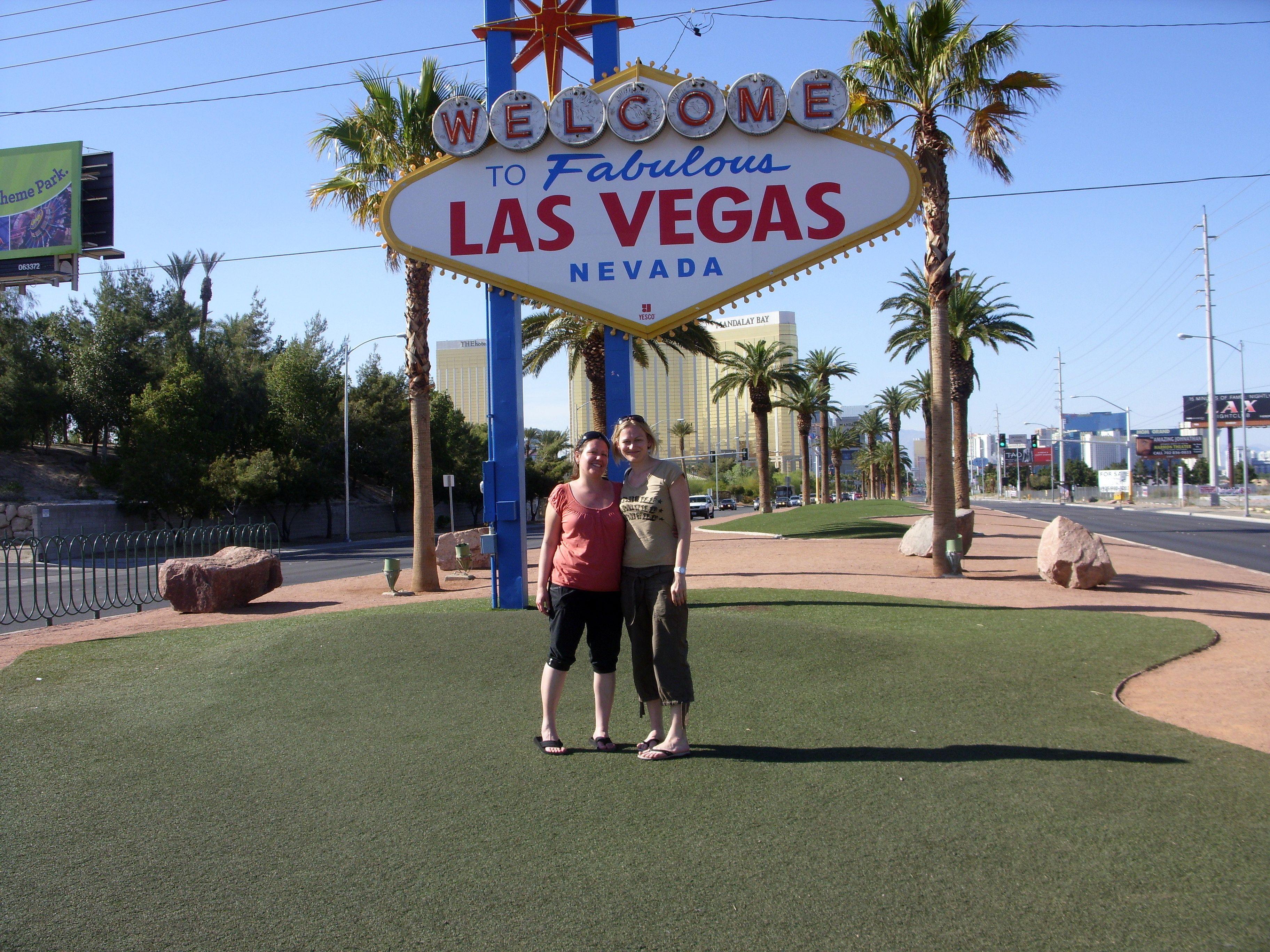 Globtrottergirls in Las Vegas