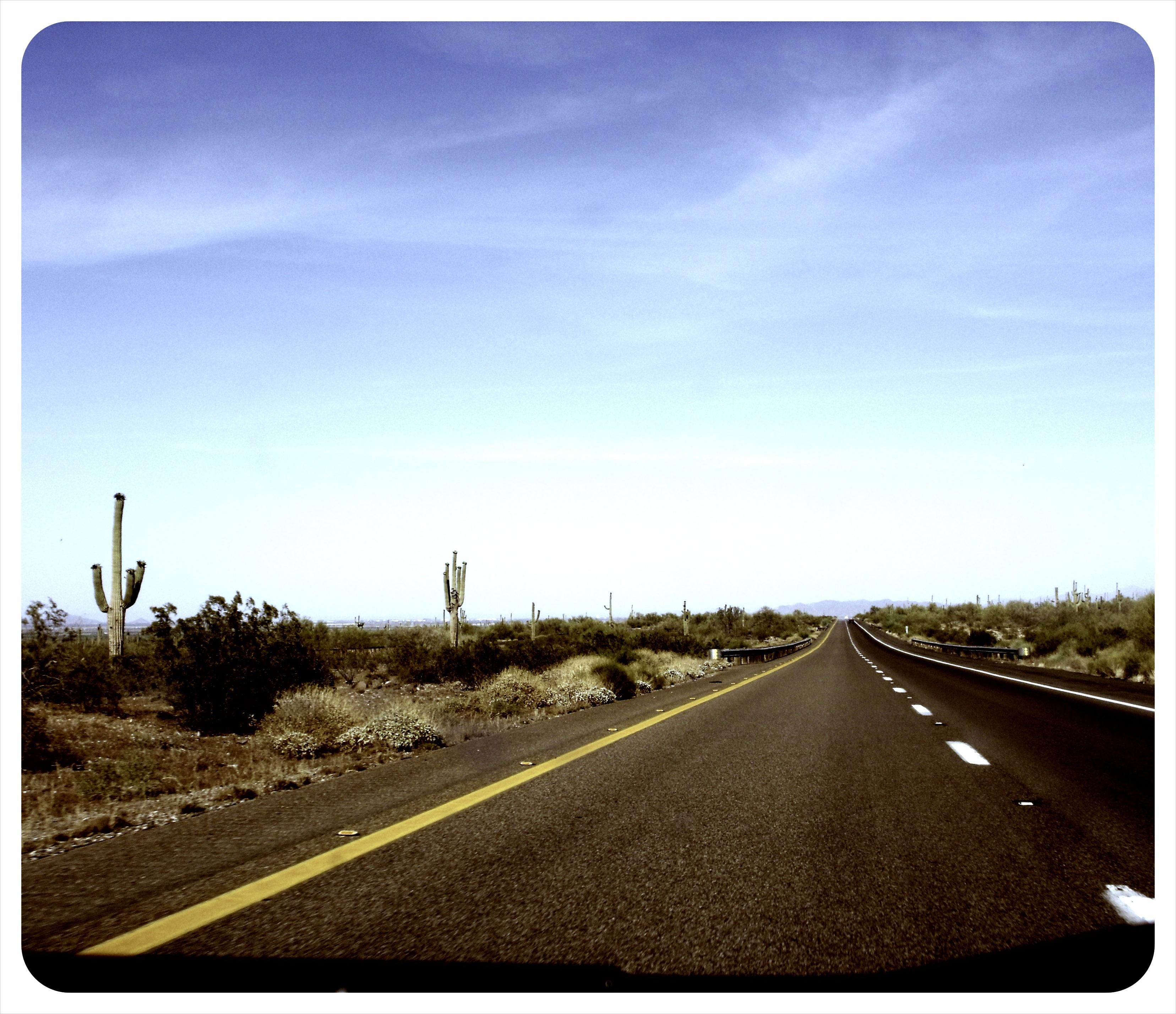 I-8 in Arizona