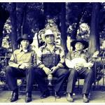 Hombres de Xochimilco