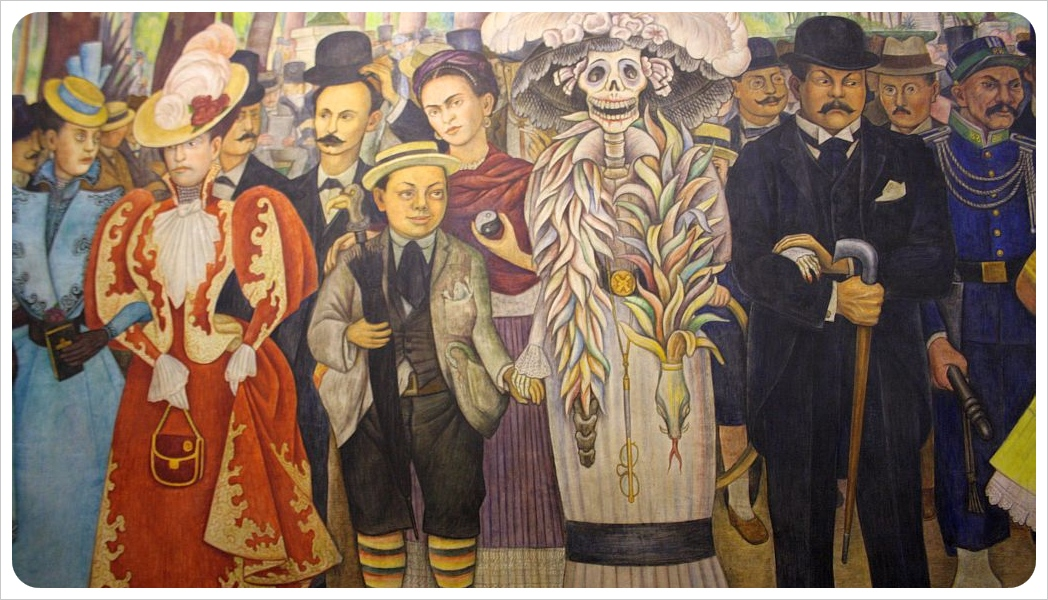 1000 images about murals on pinterest diego rivera for Diego rivera mural