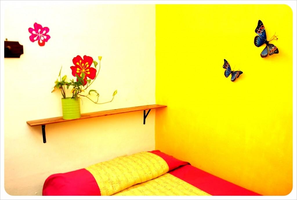 Hostel La Candelaria Room