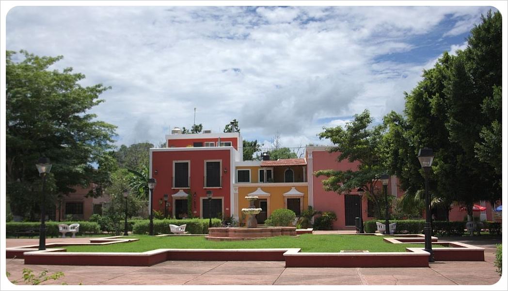 Parque La Candelaria valladolid