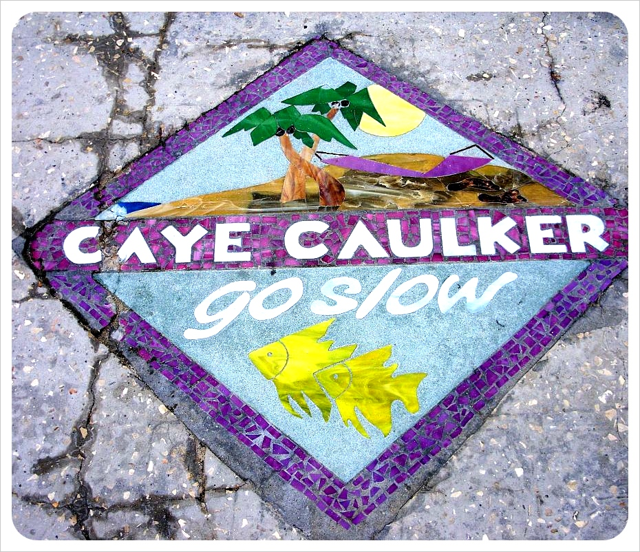 Ambergris Caye or Caye Caulker
