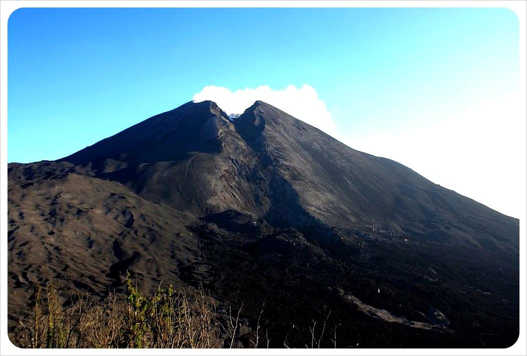 hike Pacaya
