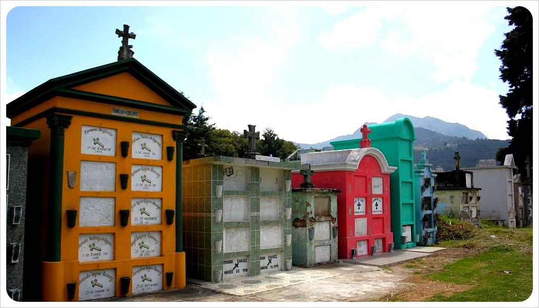 Quetzaltenango cemetery