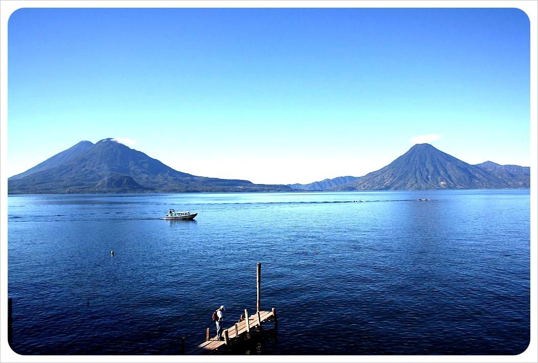 where to stay lake atitlan