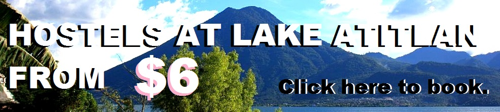lake atitlan hostels