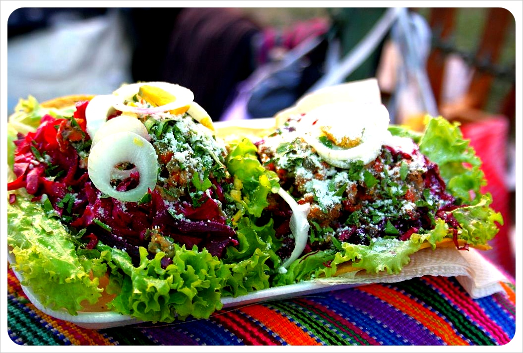 Street food junkies on the hunt in guatemala globetrottergirls tostadas forumfinder Image collections