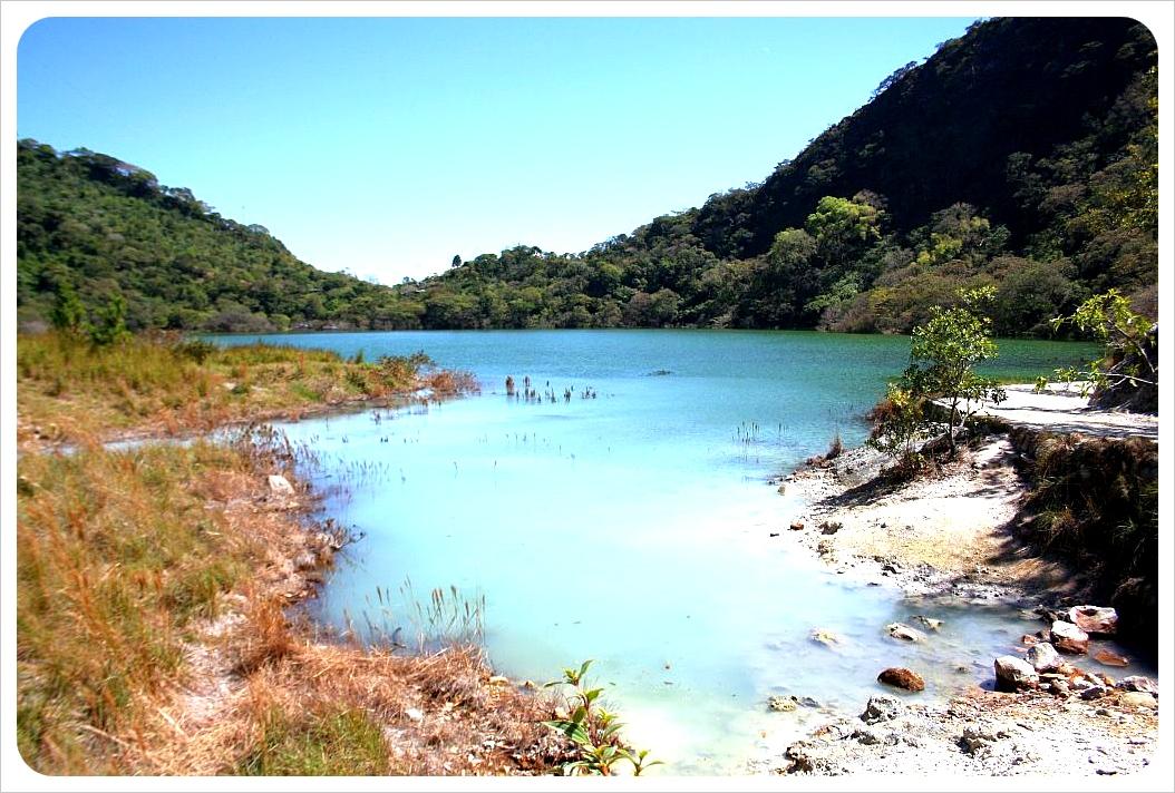 Laguna de Alegria hike