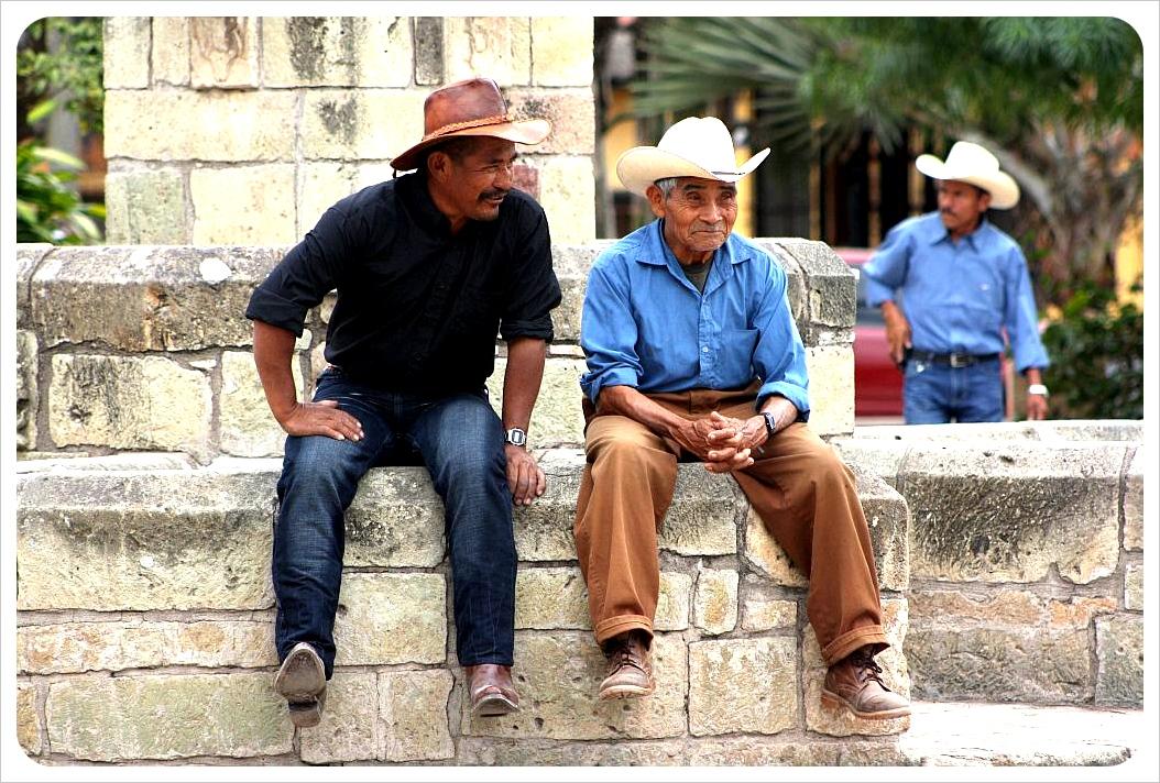 Honduran Cowboys