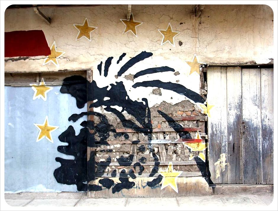 Esteli street art