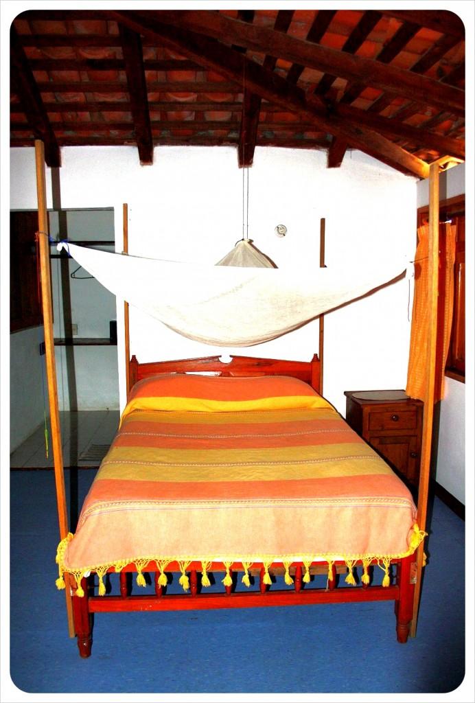 Room at Posada Ziga Mazunte Mexico