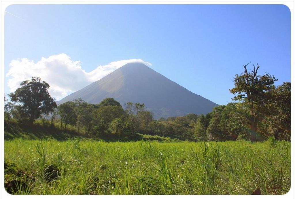 Volcano Concepcion Ometepe Island
