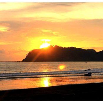 samara beach sunset1