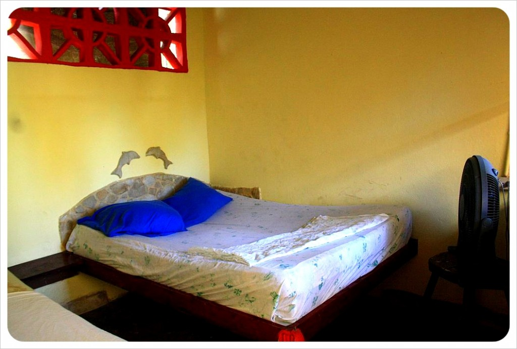 Double Room Costa Linda Backpackers Paradise