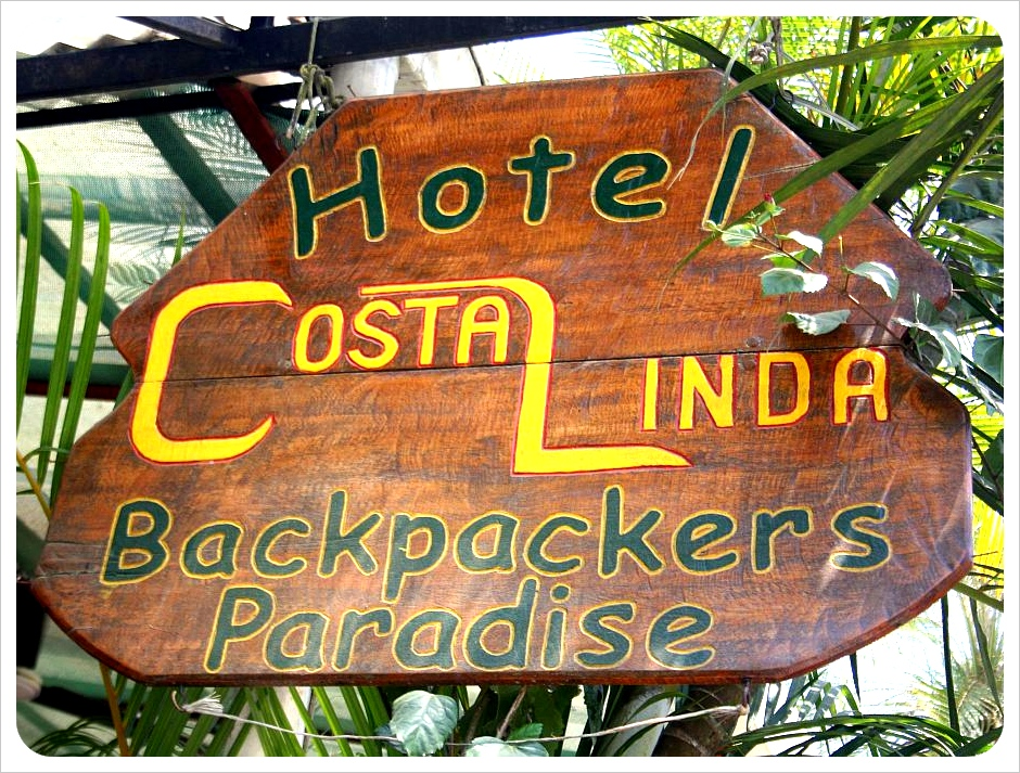 Costa Linda Backpackers Paradise Manuel Antonio Costa Rica
