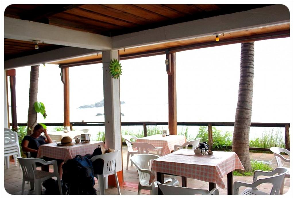Posada Ziga Restaurant Mazunte