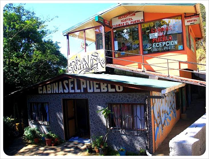 Cabinas El Pueblo Monteverde Costa Rica