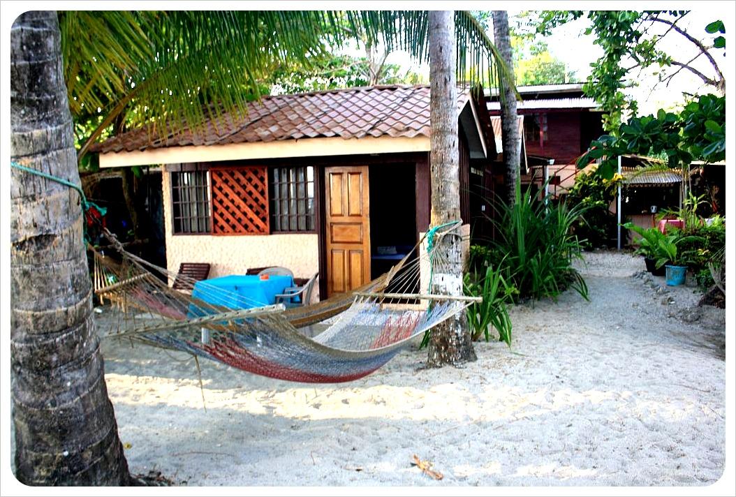 Casa Valeria Hammocks & bungalow