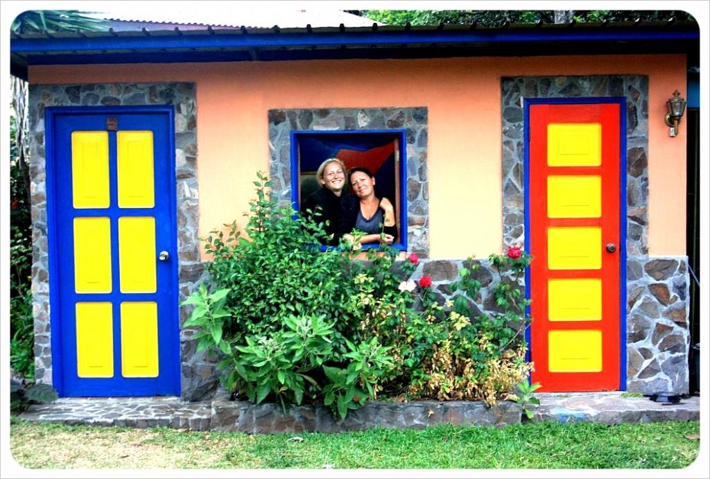 Dani & Jess in Boquete, Panama