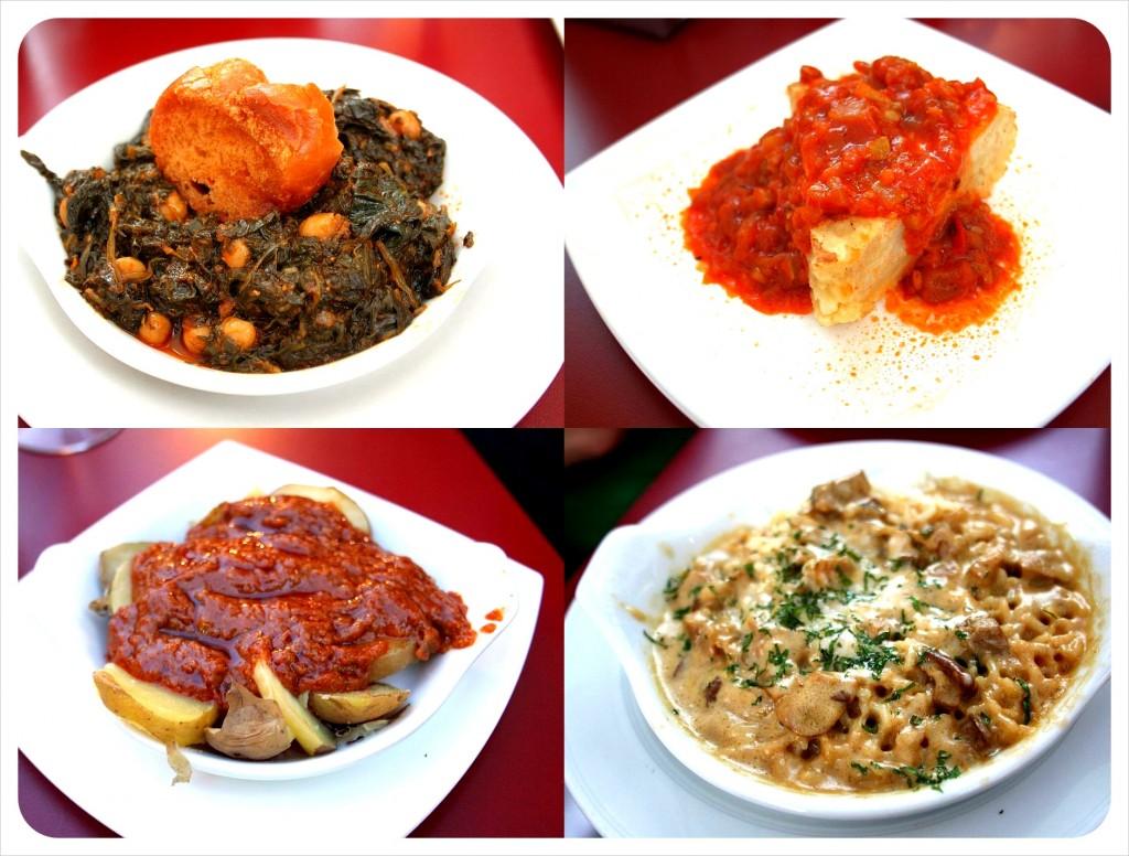 Delicious Tapas at Carmela in Seville Spain