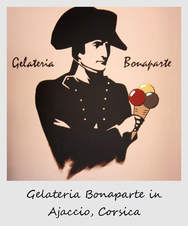 Polaroid of the week: Was Napoleon a gelato lover too? - GlobetrotterGirls