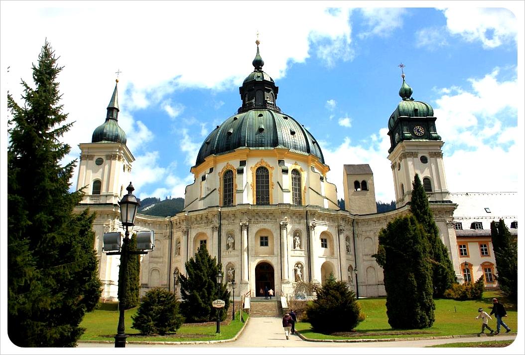 Ettal abbey
