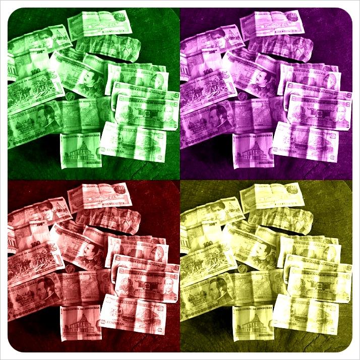 Central America money
