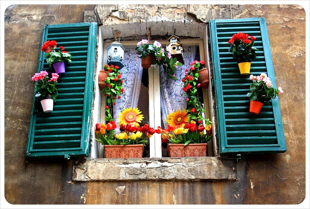 Siena Window Italy