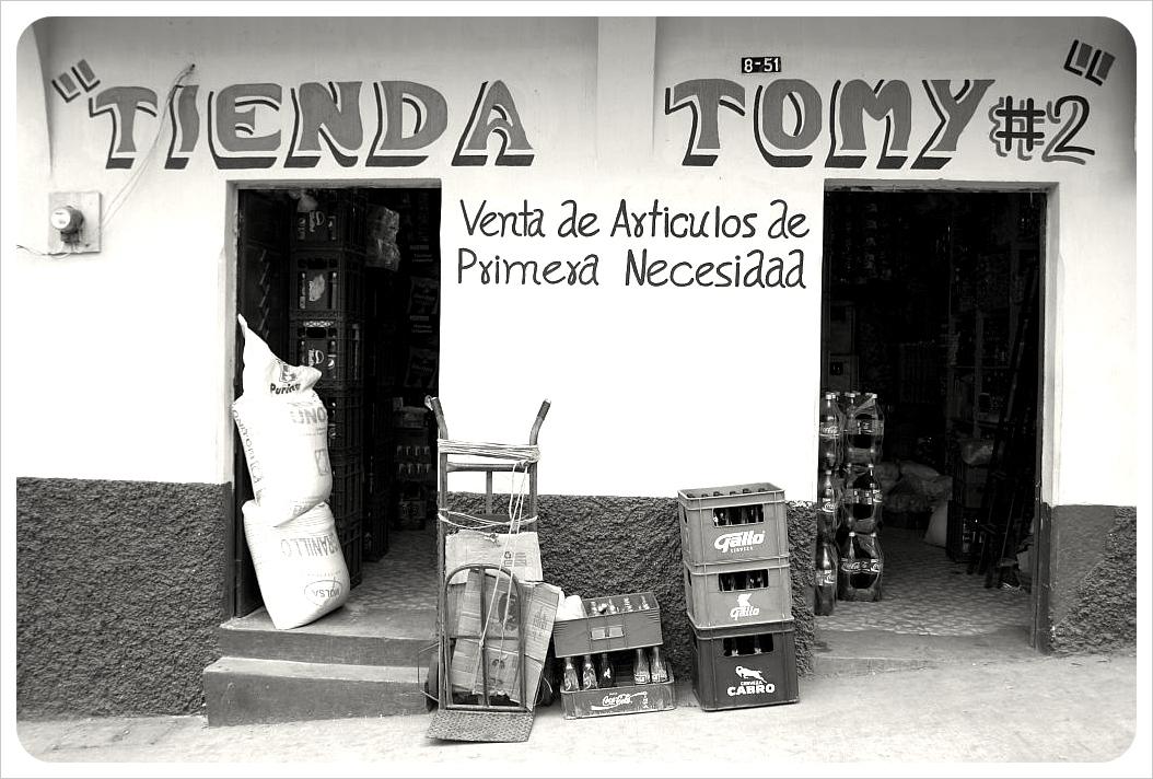 tienda Chichicastenango Guatemala