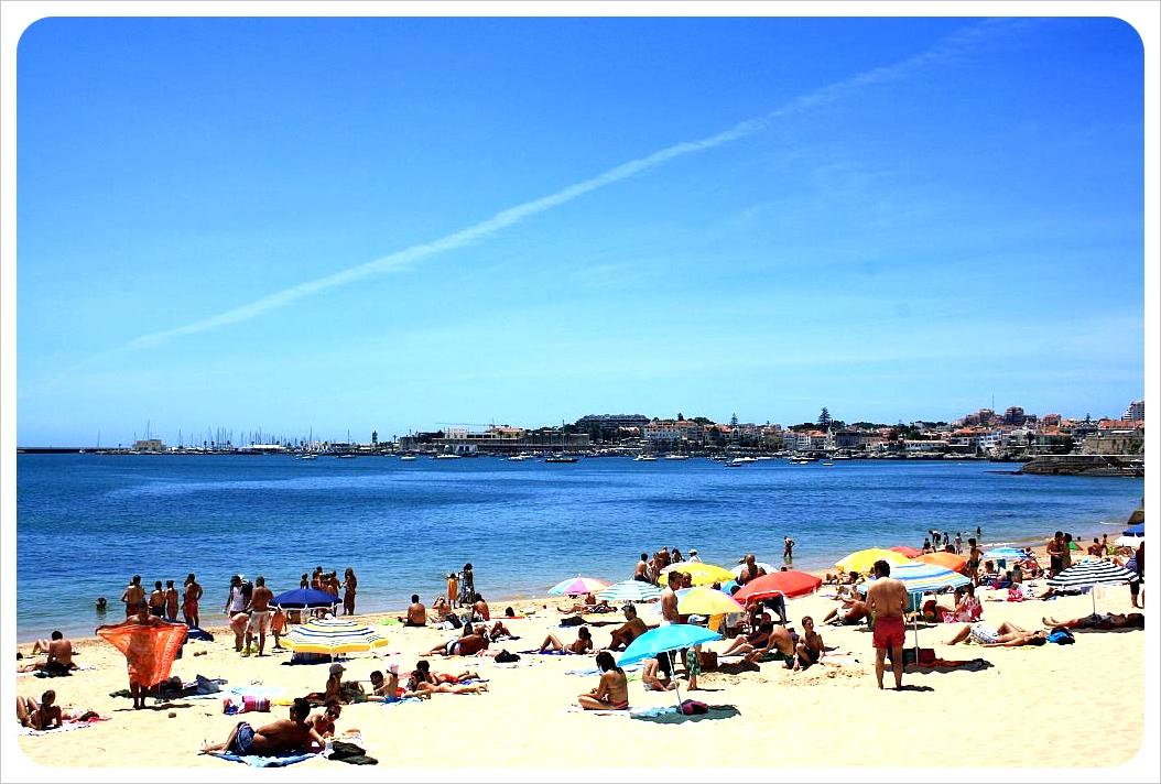 cascais beach lisbon