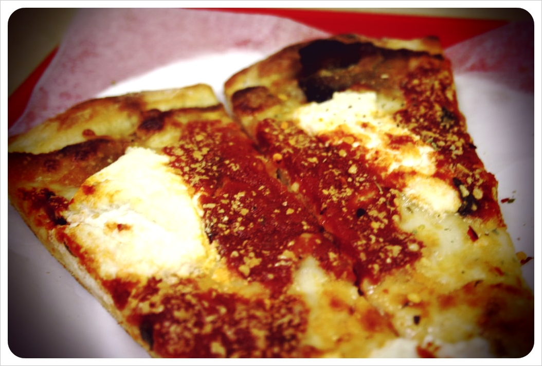 eggplant pizza nyc