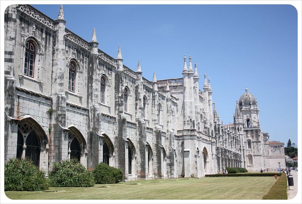lisbon belem monastery