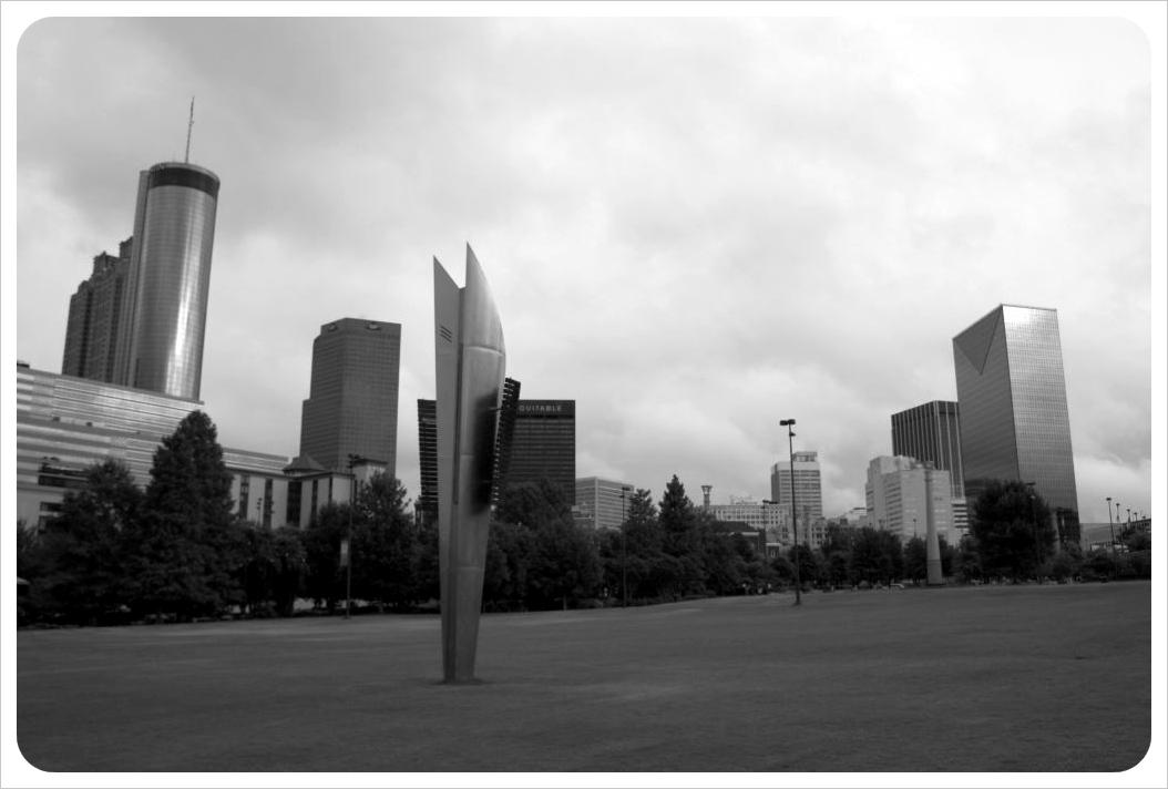 Atlanta skyscrapers
