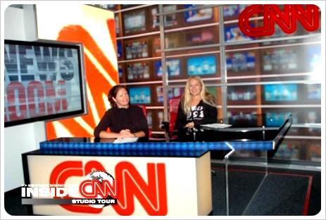 CNN studio tour atlanta