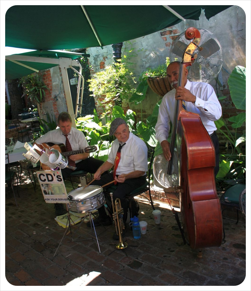 Jazz Brunch at The Court of Two Sisters