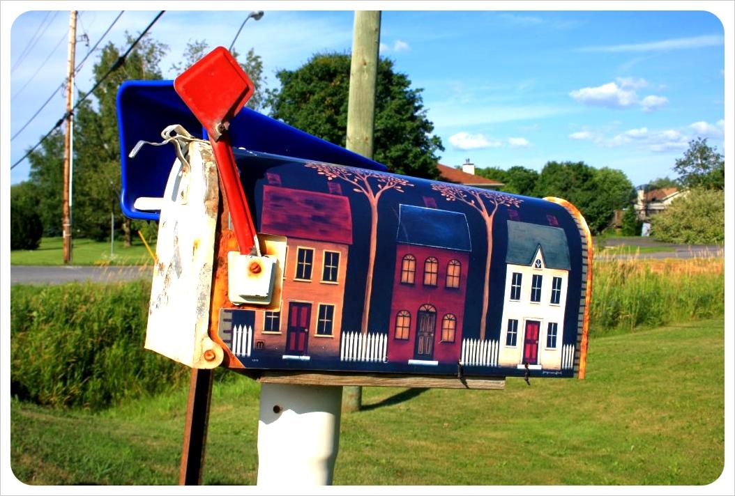 Mailbox Canada