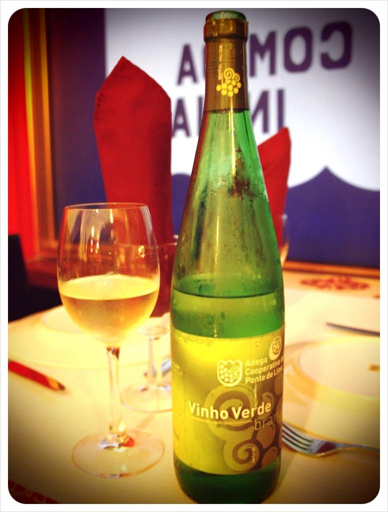 Vinho Verde Portugal
