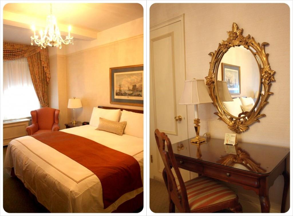 bedroom hotel elysee new york