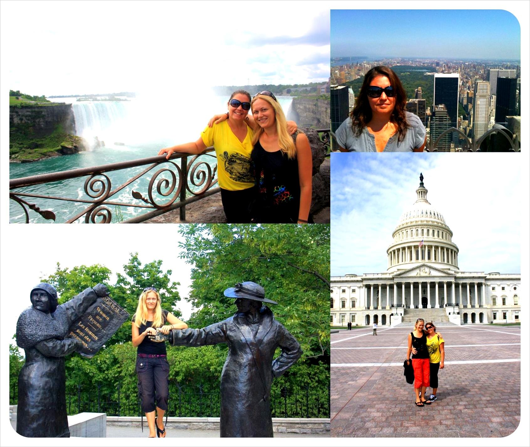 globetrottergirls in north america
