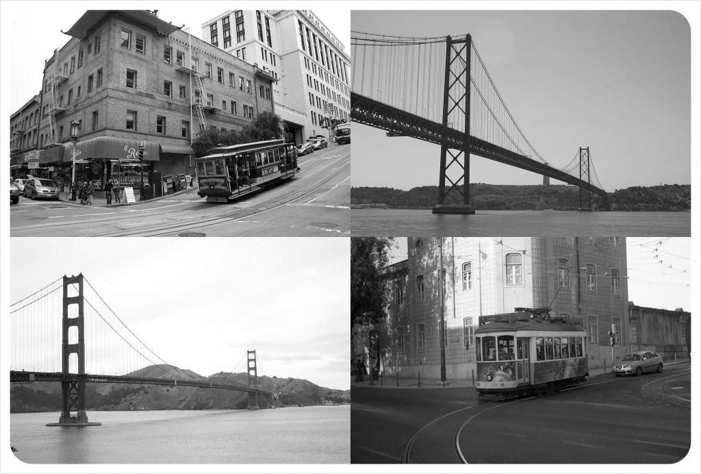 Lisbon San Francisco similarities