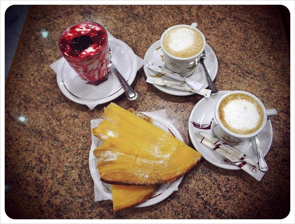 meia de leite yogurt & pastry portugal