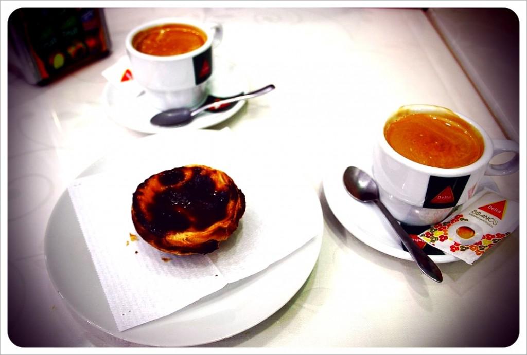 pastel de nata & cafe lisbon