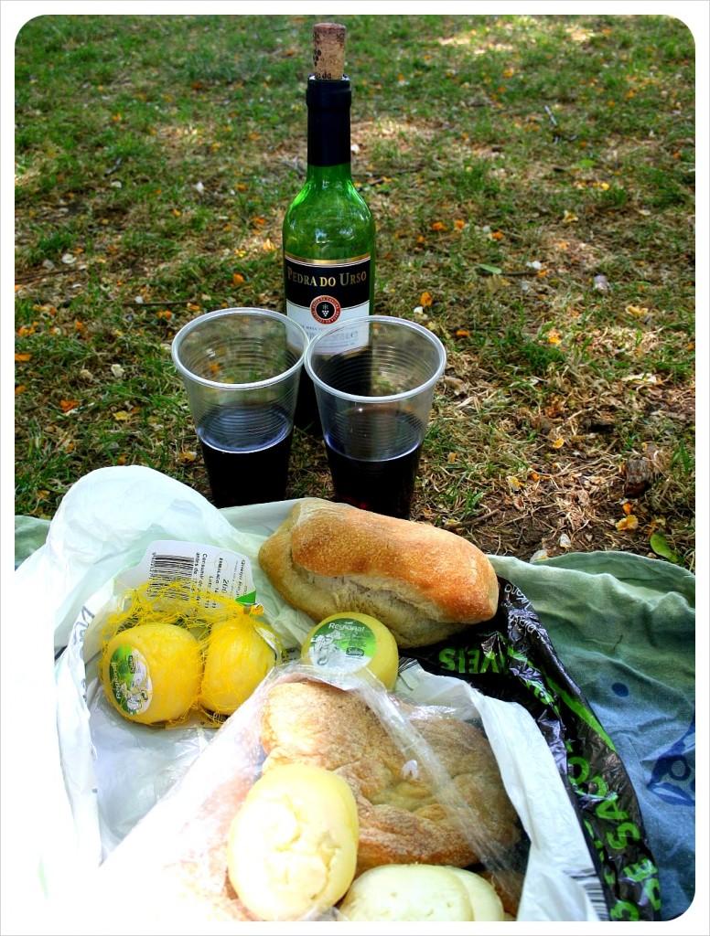 portuguese wine & cheese