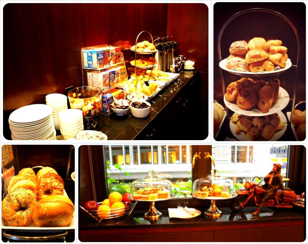 Library Hotel New York City Breakfast And Evening Reception