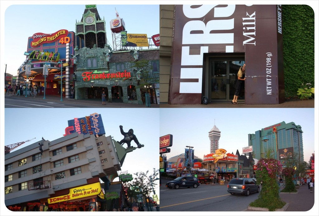 niagara falls town