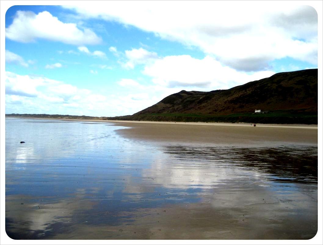 Wales Rhossili Bay
