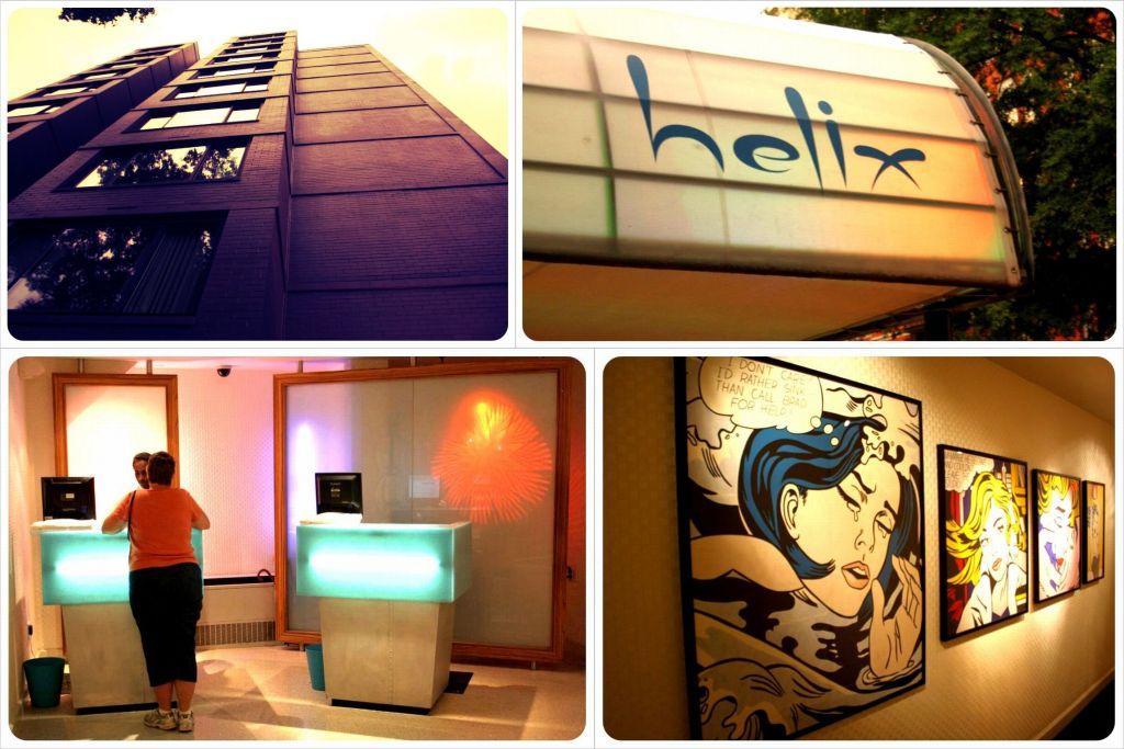 hotel helix washington dc