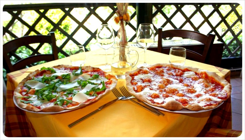 may italy montaione pizzas & wine
